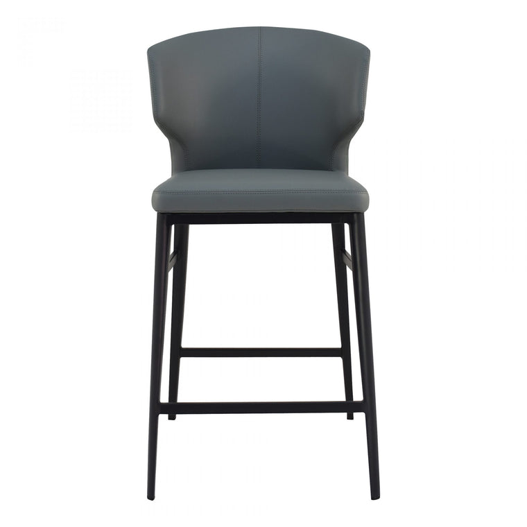 Anton Counter Stool Grey