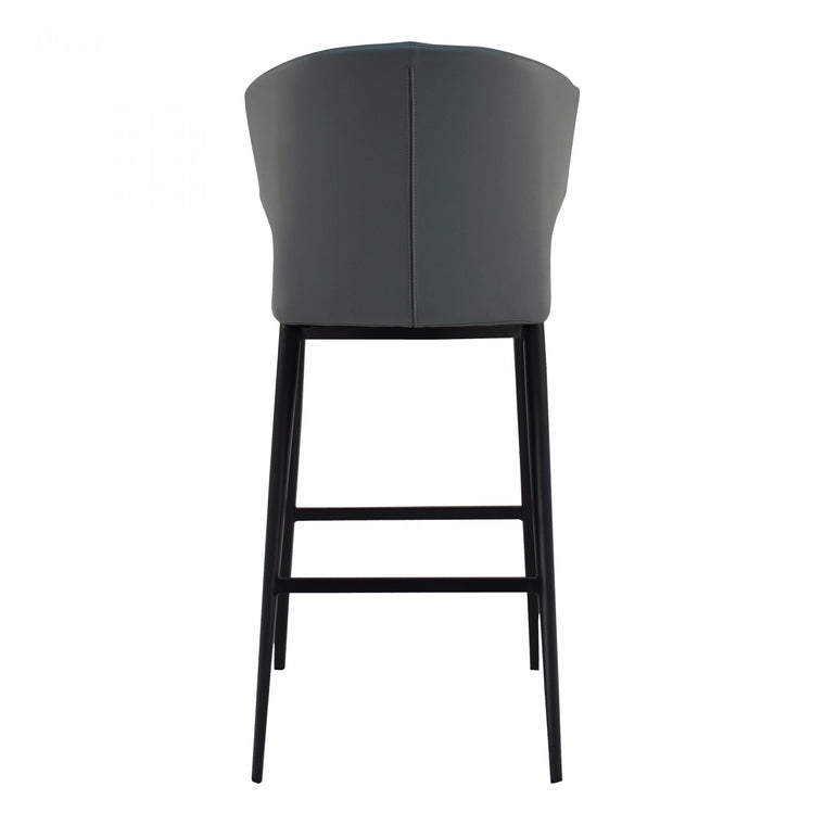 Anton Bar Stool Grey