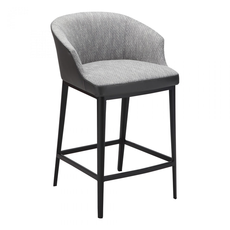 Aremana Bar Stool Grey