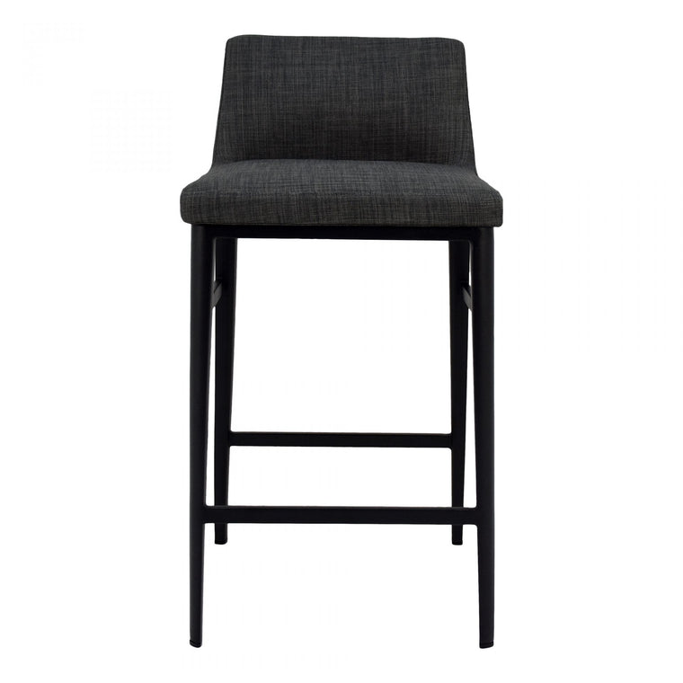 Laionela Counter Stool Charcoal