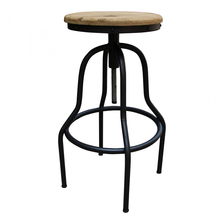 Quennel Stool Natural