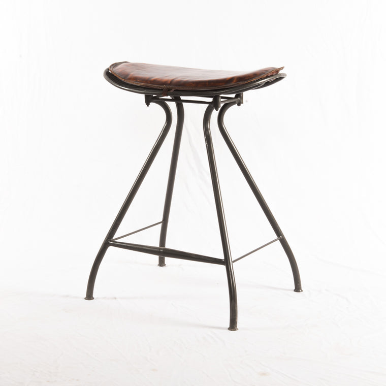 MATILDE MODERN INDUSTRIAL COUNTER STOOL