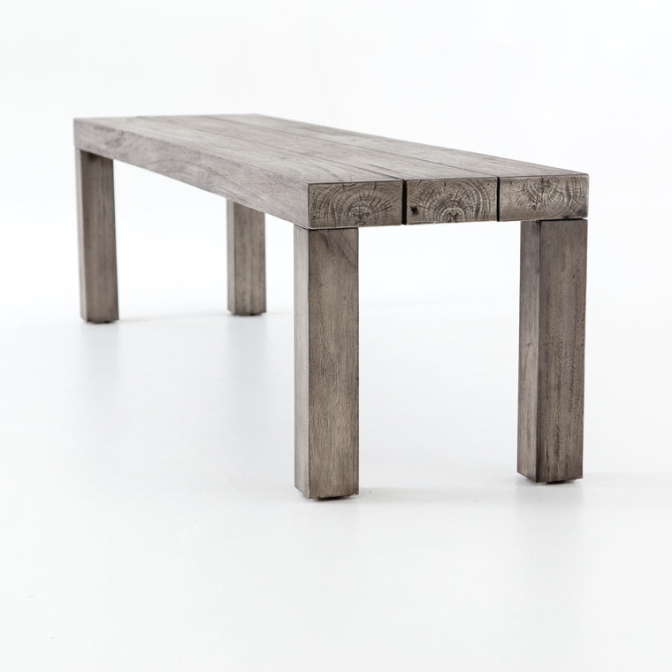 Marion Outdoor Dining Bench