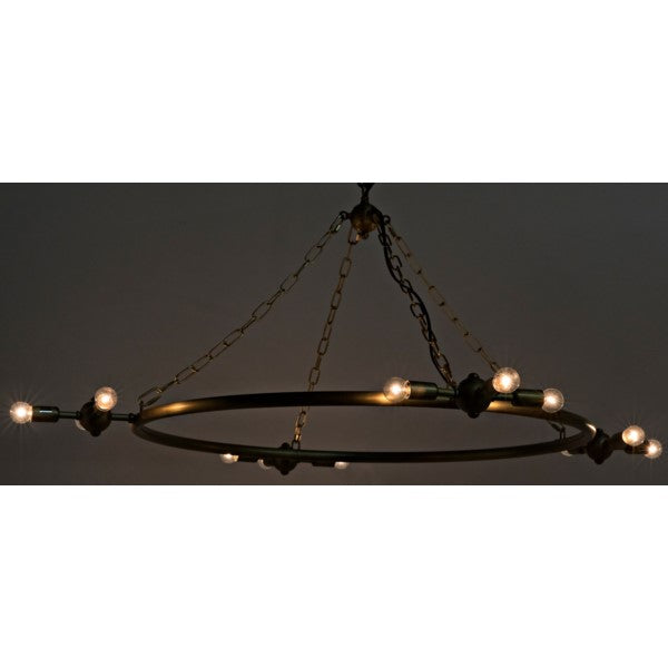 garian-chandelier-antique-brass-finish