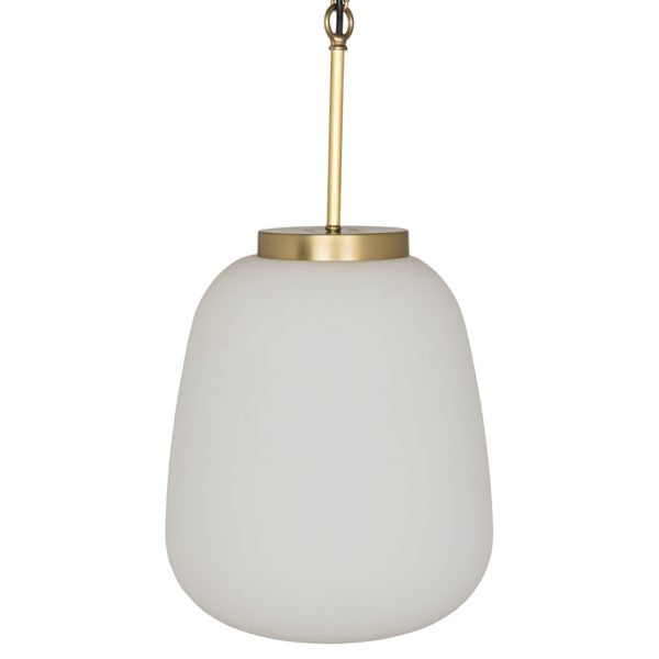 Eberardo Pendant, Antique Brass Finish