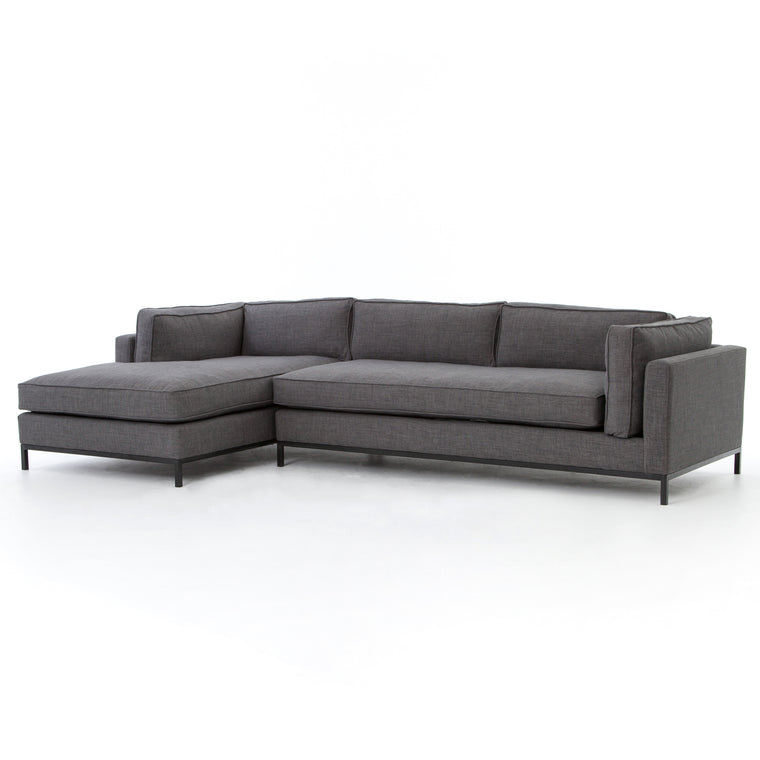 Bomani 2 Pc Sectional Left Arm Chaise  Bennett Moon