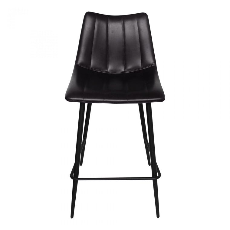 Lorand Counter Stool Matt Black