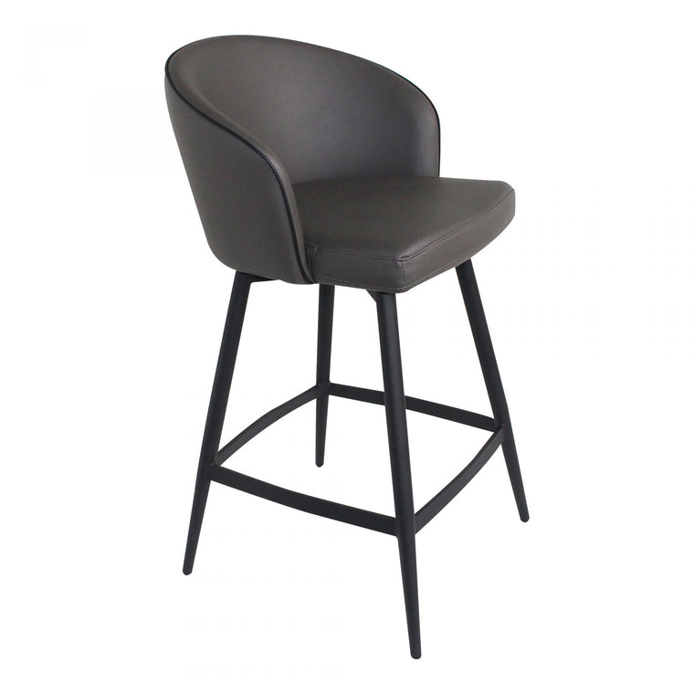 Joclin Bar Stool Charcoal