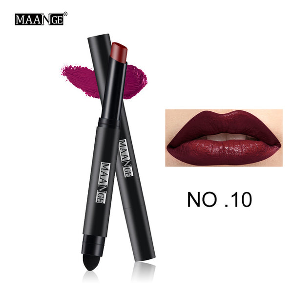 Moisturizing Waterproof  Lipstick