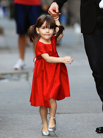 Get Suri Cruise's adorable look this Spring