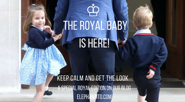 A special royal edition of Get The Look