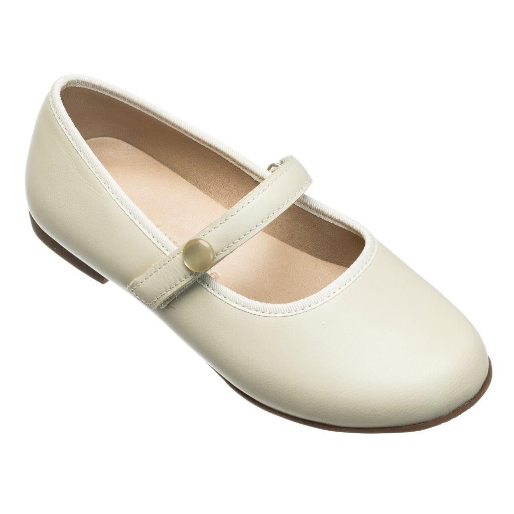 Princess Flat Pale Khaki