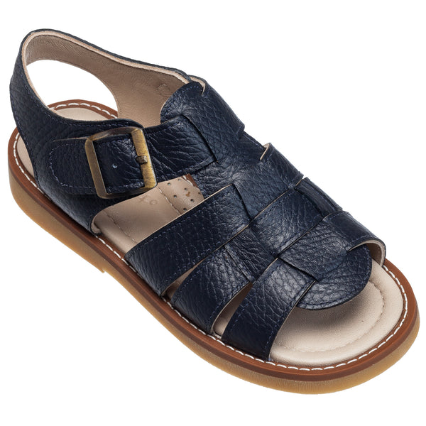Fisherman Sandal Toddler Blue