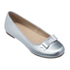 Camille Flats Silver