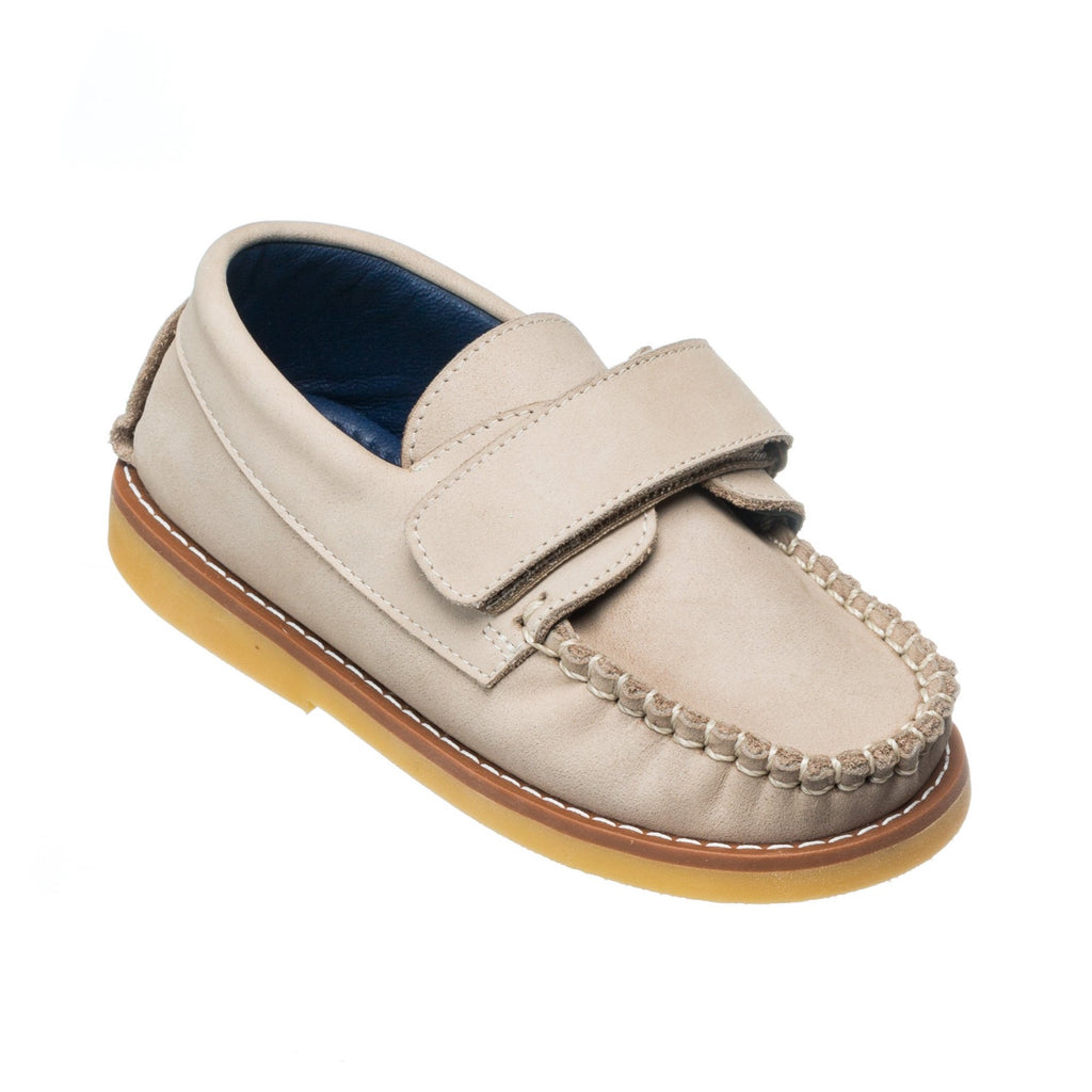 Nick Boating Shoes Sand