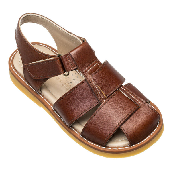 Anthony Sandal Brown Toddler