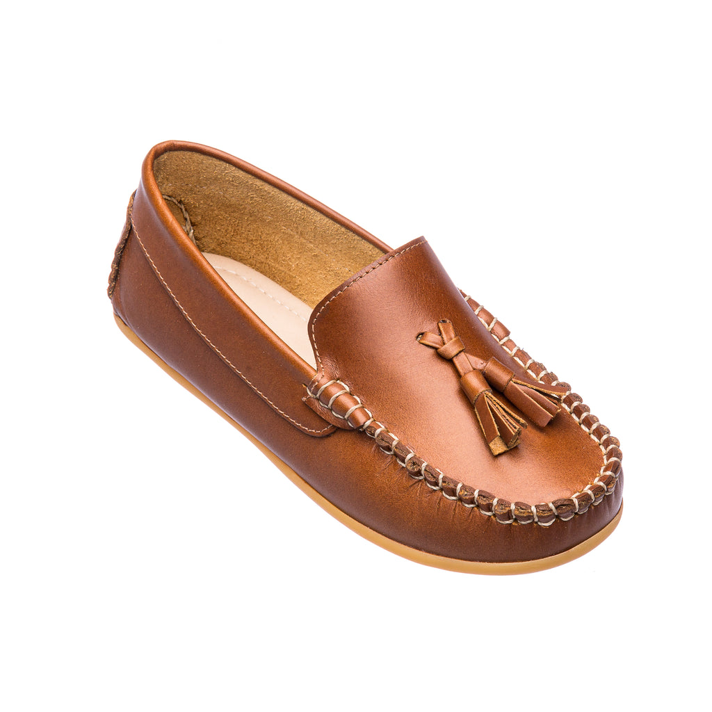 Monaco Loafer Toddlers Natural