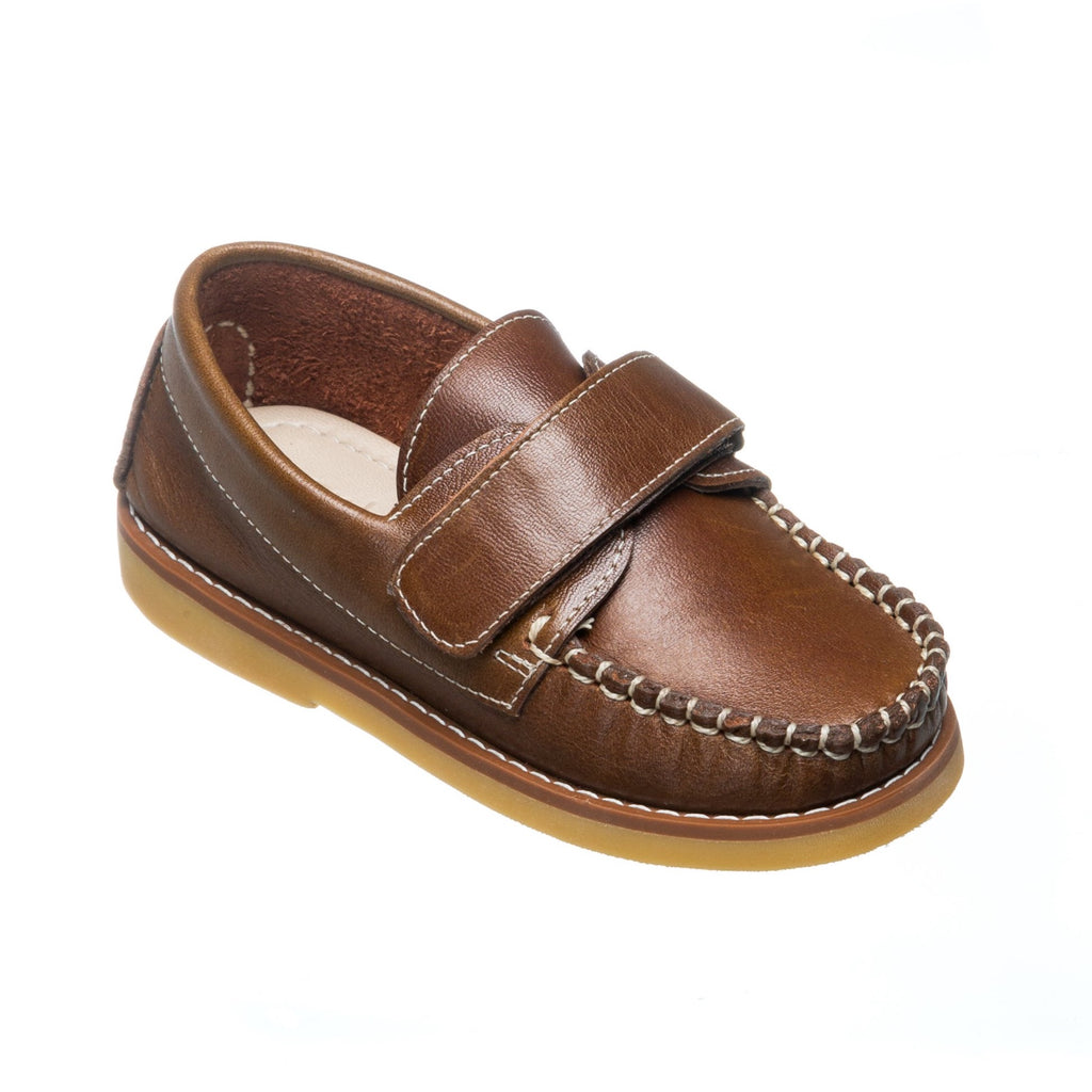 Nick Boating Shoes Brown