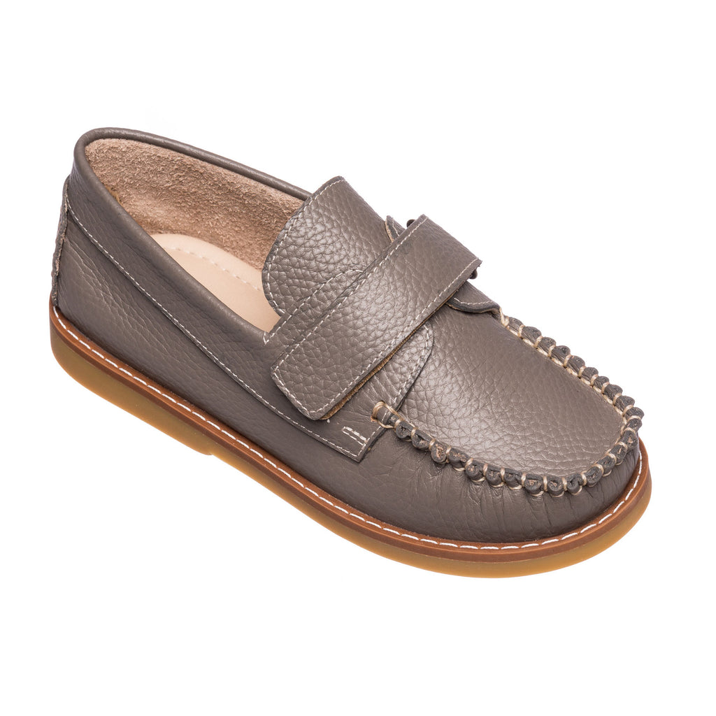 Nick Boating Shoes Grey