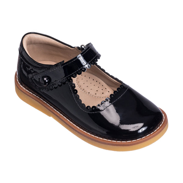 Mary Jane Patent Black