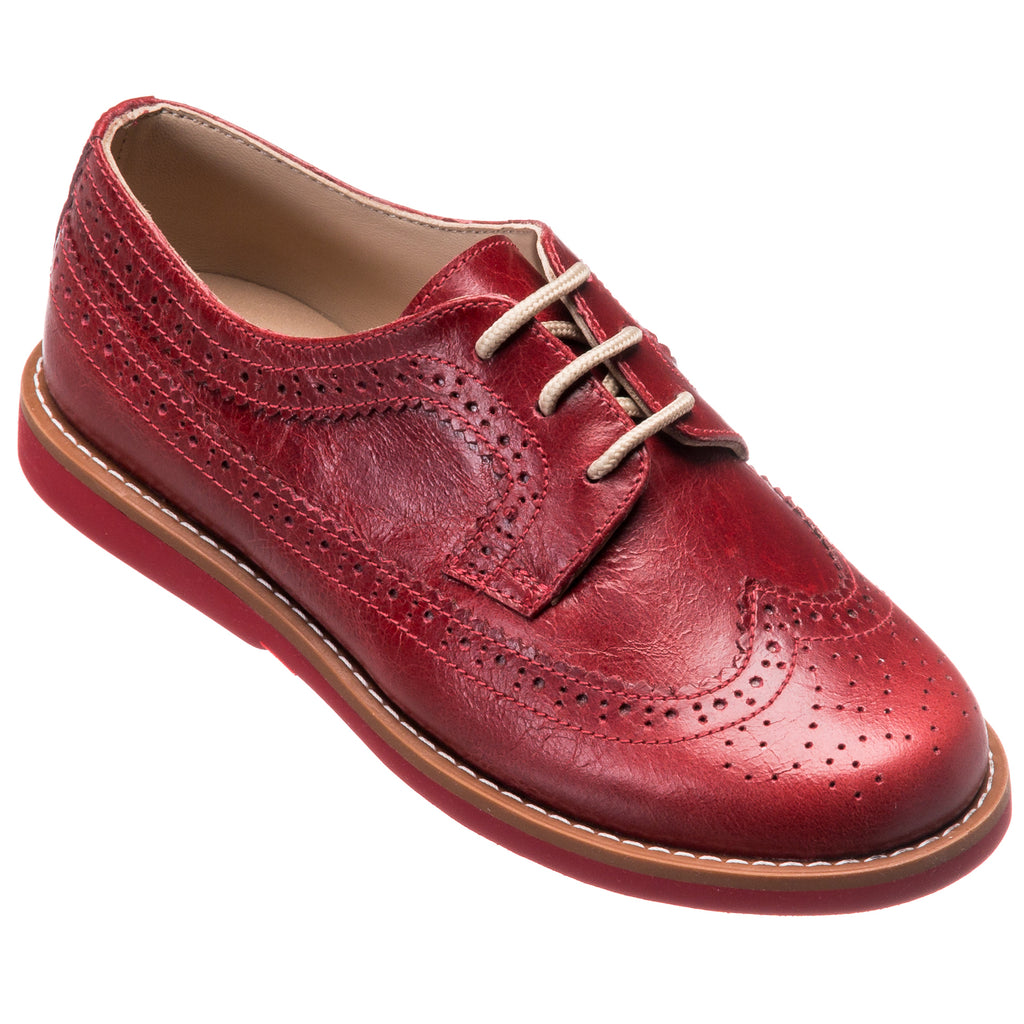 Brogue Red