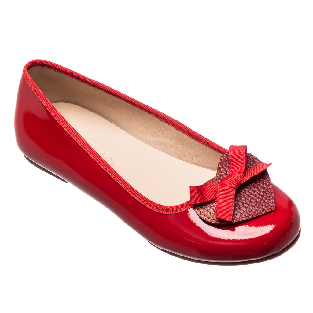 Lovely Ballerina PTN Red