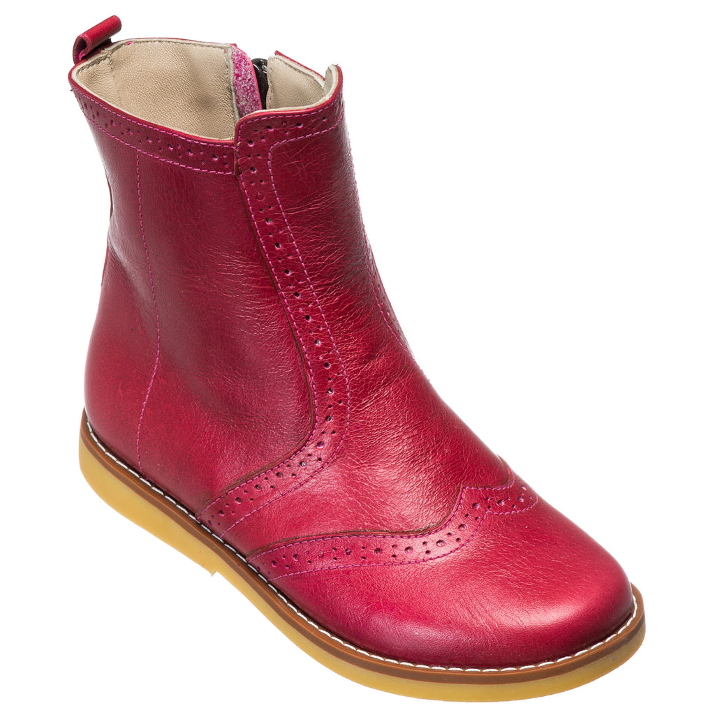Vaquera Boot Berry