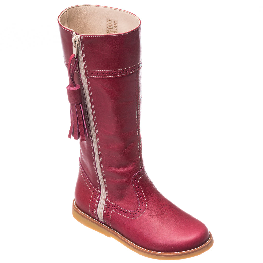 Elephantito Riding Boot Berry