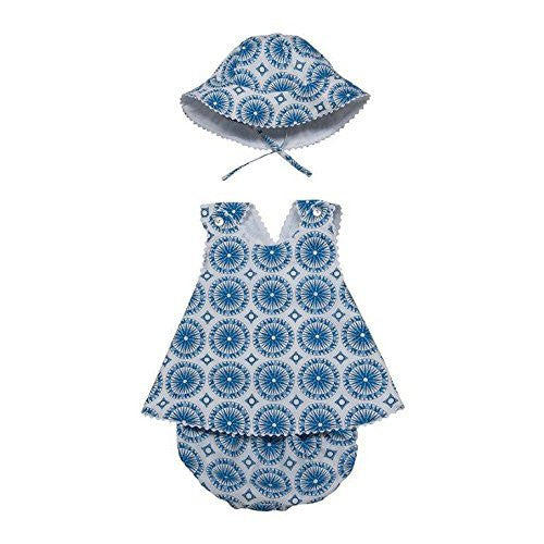 Azul 3 piece Set