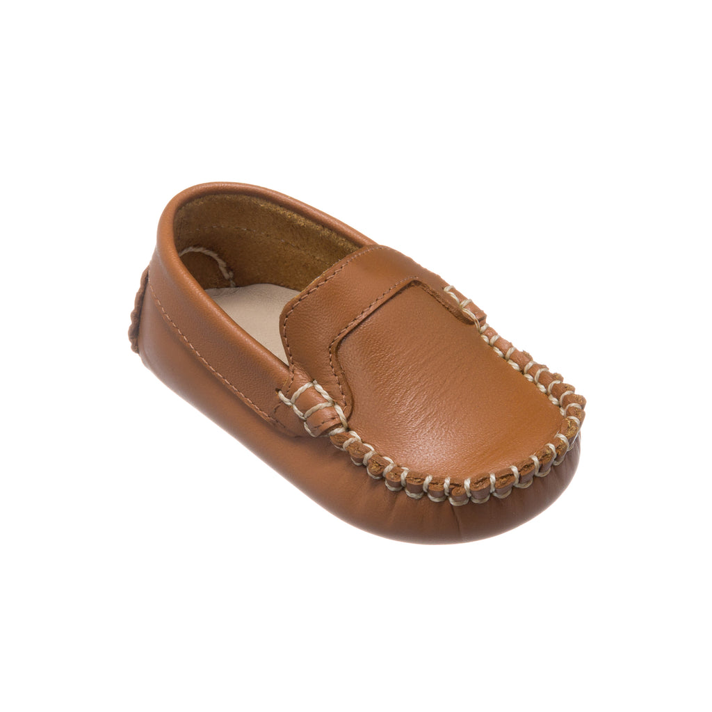 Moccasin for Baby Natural