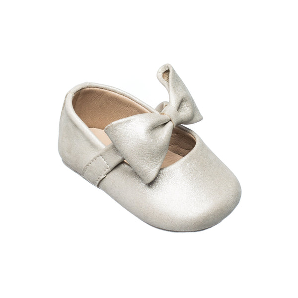 Baby Ballerina with Bow Talc