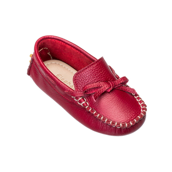 Driver Loafer Baby Racing Red