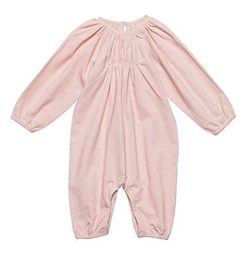 Blush Pink Baby Jumpsuit