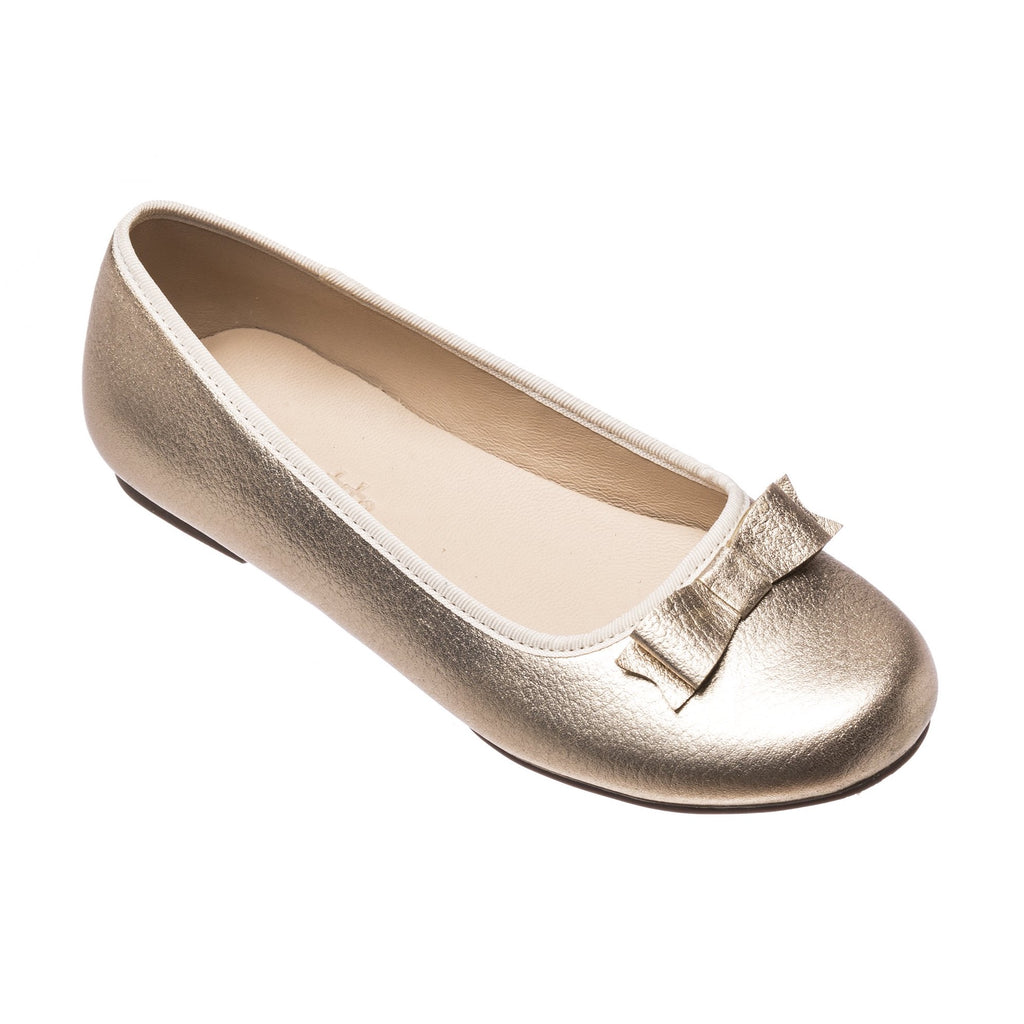 Camille Flats Gold