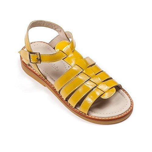 Capri Sandal Yellow