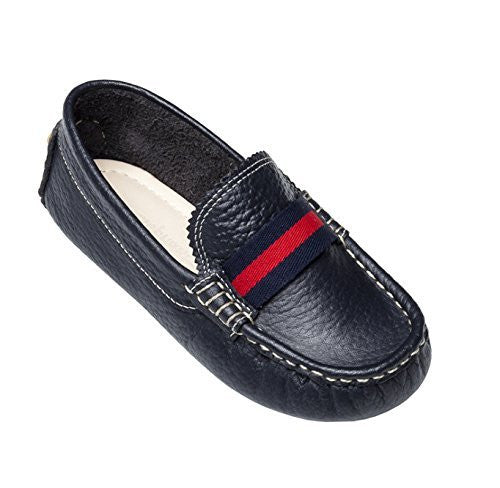 Club Loafer Toddler Blue