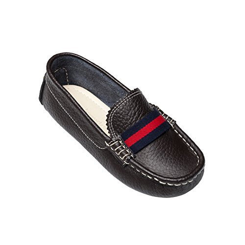 Club Loafer Toddler Brown