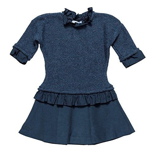 Indigo Princess Sweater Dress