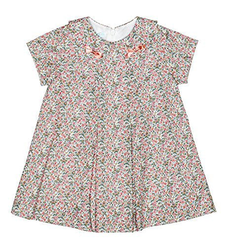 Liberty of London/Guava Floral Vicky Dress