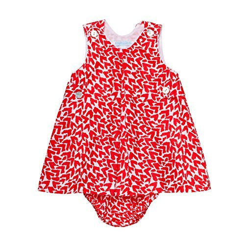 Love Red Baby Dress