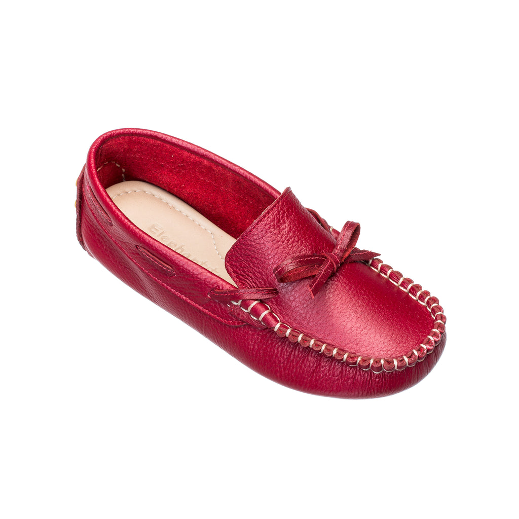 Driver Loafer Toddlers Racing Red