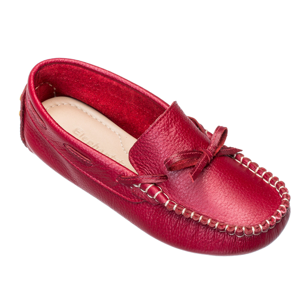 Driver Loafer Racing Red