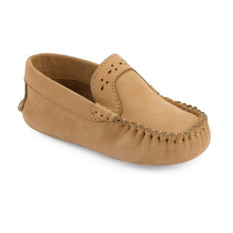 Moccassin for Baby Ivory