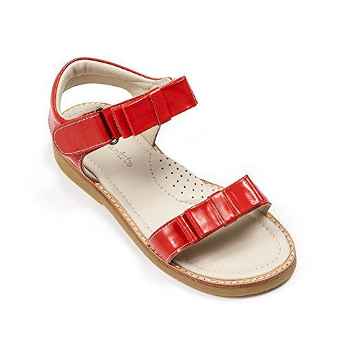 Nicole Sandal Poppy Red