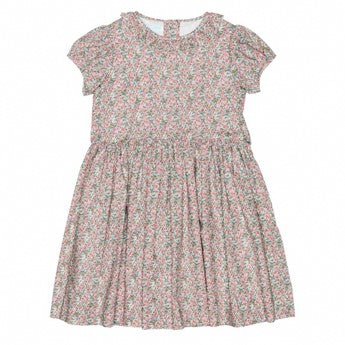 Liberty of London/Guava Floral Alex Dress