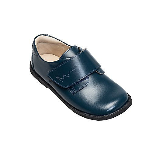 Scholar Boy Velcro Toddler Blue