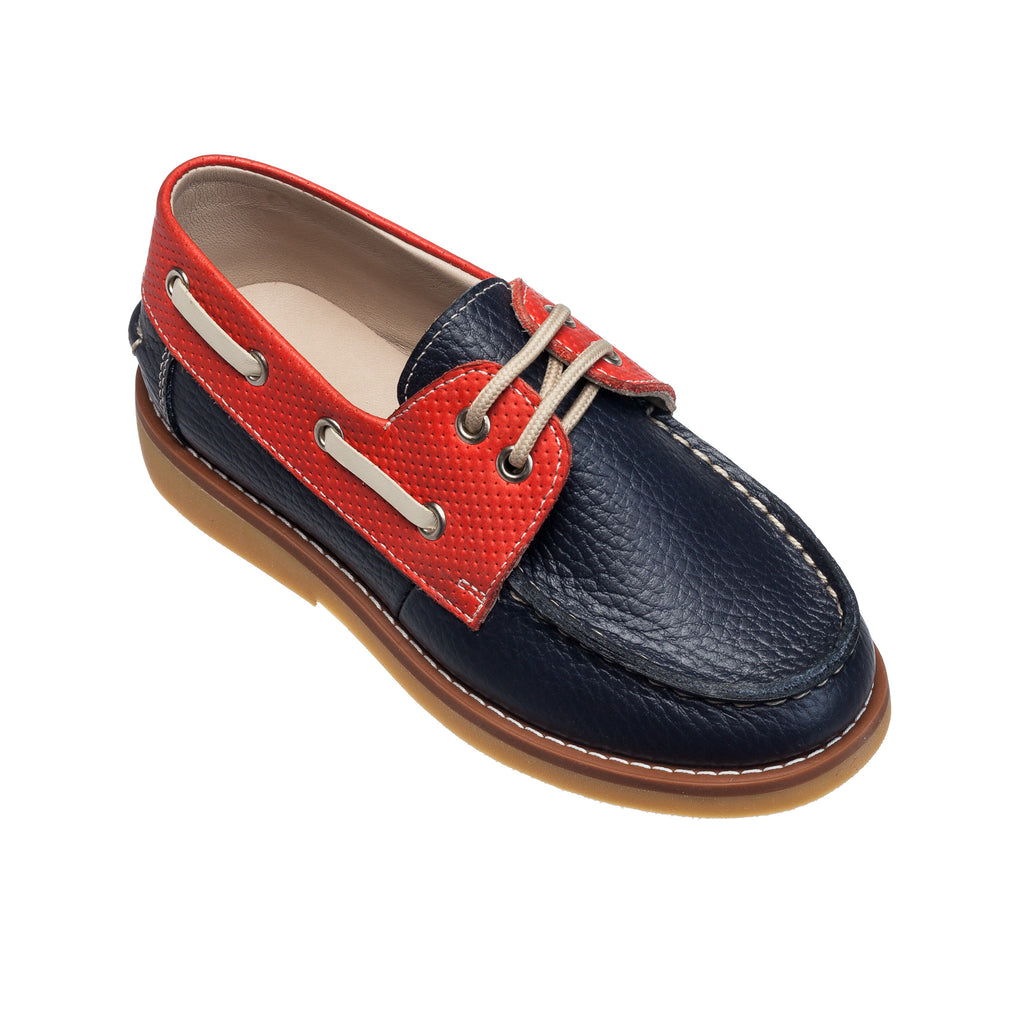 Boat Shoes Blue Toddler
