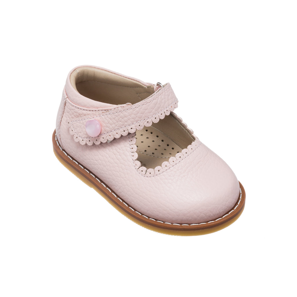 Mary Jane Toddler Pink