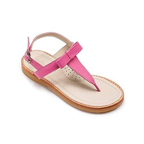 Thong Sandal withBow Dusty Pink