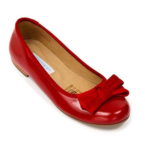 Alex Flat Patent Red